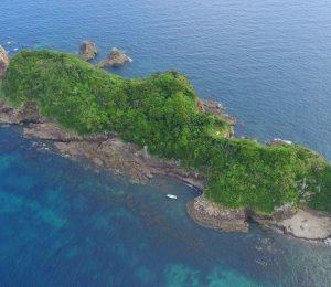 かくれキリシタンの聖地、中江ノ島